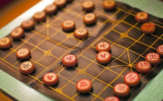 中国的棋文化