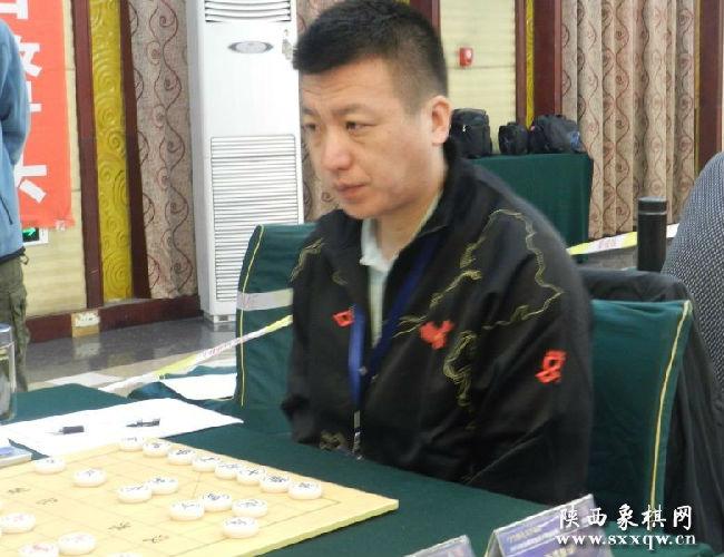 """中国象棋大师网——""""山西六建杯""""全国象甲联赛预选赛"""